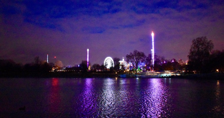London's Jekyll and Hyde Park