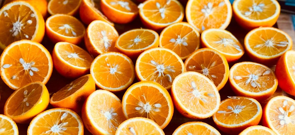 Glover Gardens 2019 Orange Harvest: A Bushel and a Peck