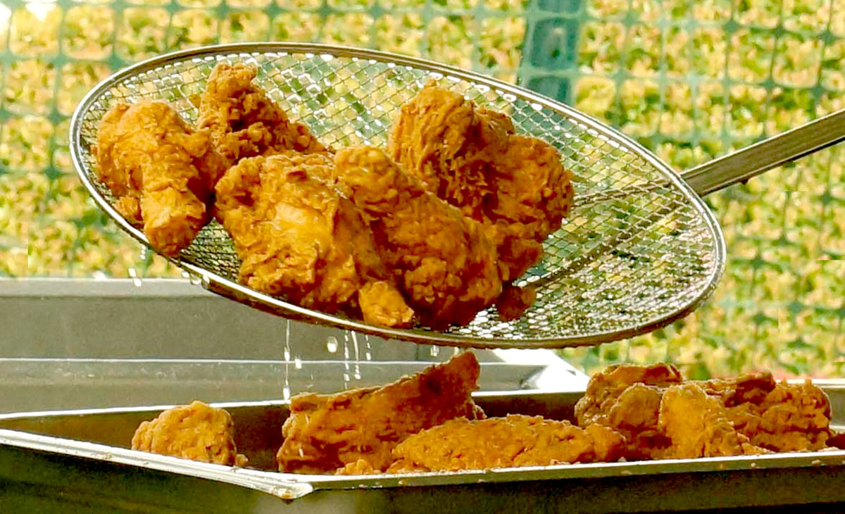 A Chicken-Fried Good Time in New Orleans is In Our Future