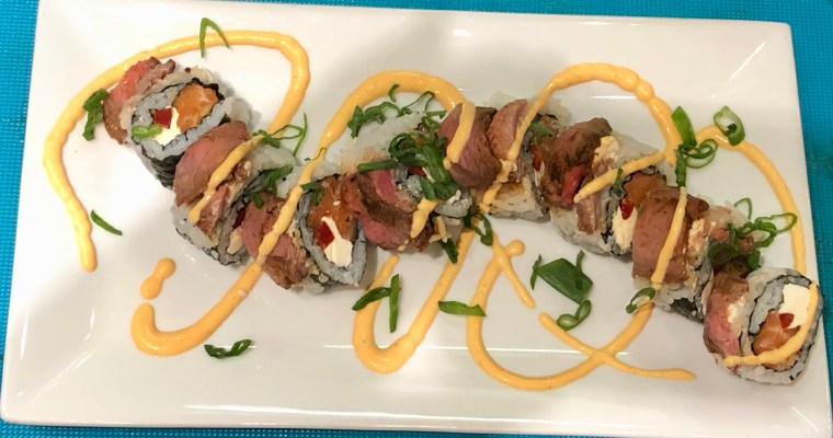 Date Night: Learning to Make Sushi