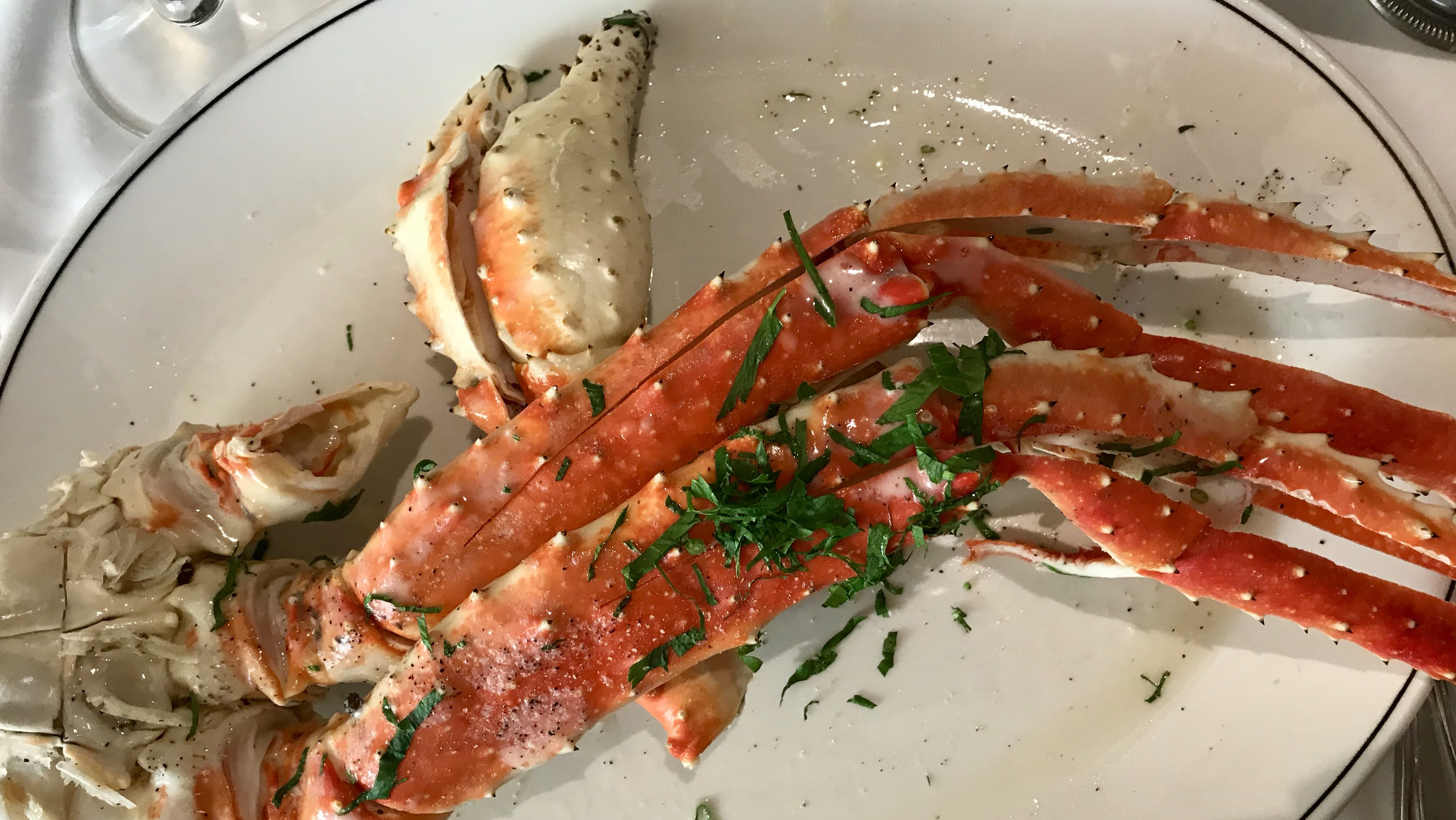 Seafood to Celebrate 88 Revolutions Around the Sun