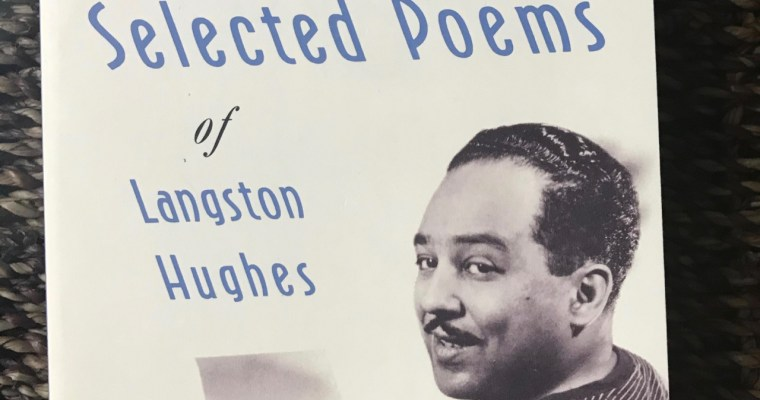 Freedom's Plow – Wisdom from Poet Langston Hughes, Because Something Must Be Said