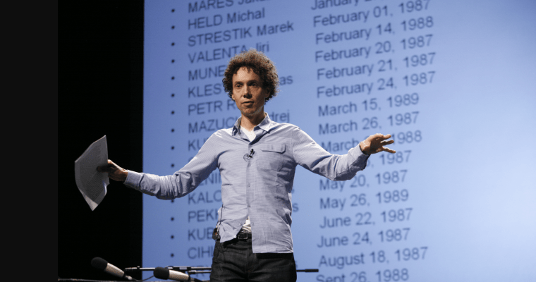 Malcolm Gladwell's 3-Word Reminder to Stop You from Overthinking