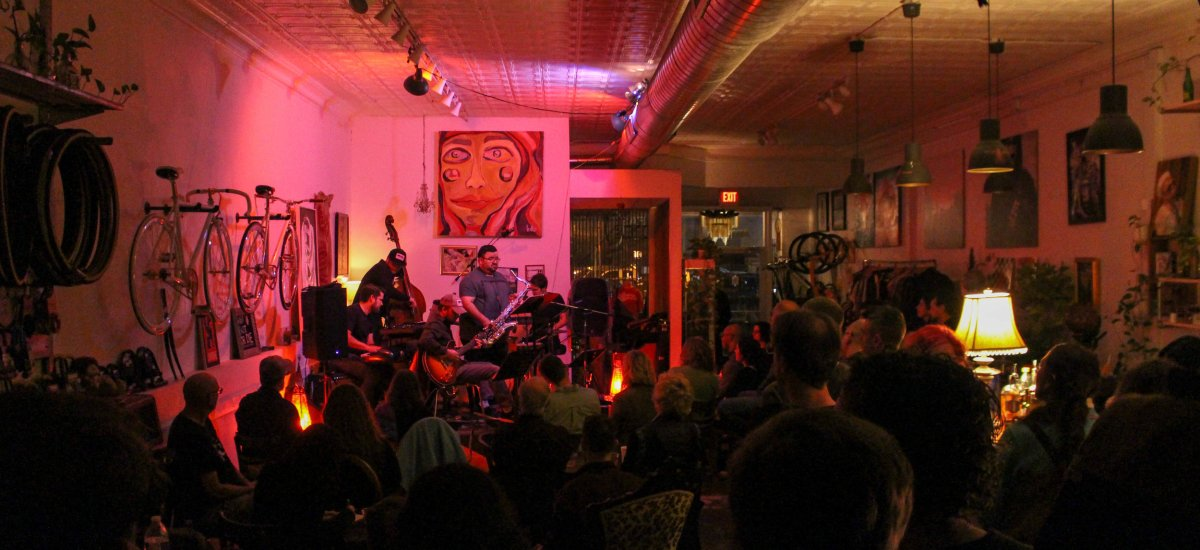 Live-Streaming Jazz for Your Friday Night Listening Pleasure