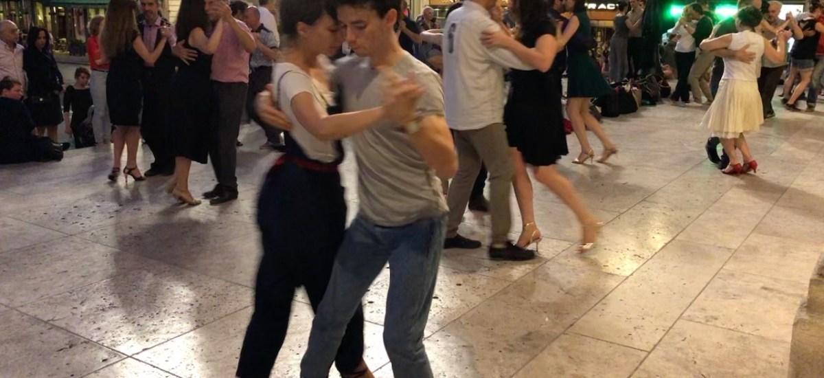 Surprise Tango in Paris (We've Simply Got to Go Back!)