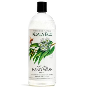 Koala Eco Natural Hand Wash 1L Refill from Gloves and Sanitisers
