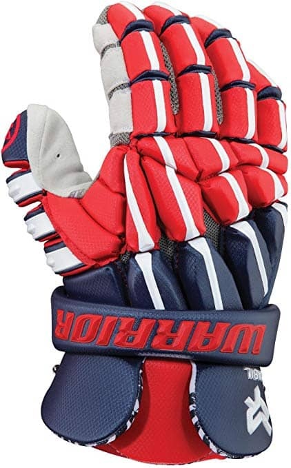 Warrior Regulator 2 Rabil Edition Lacrosse Gloves