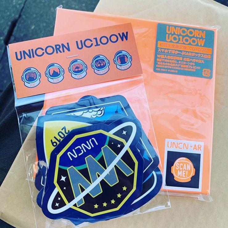 #フラゲ #unicorn #uc100w