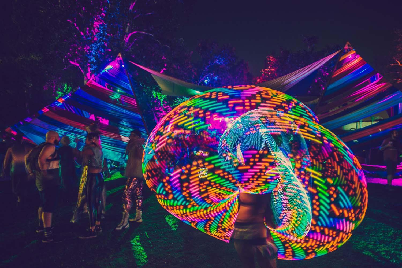 Glow Decorations