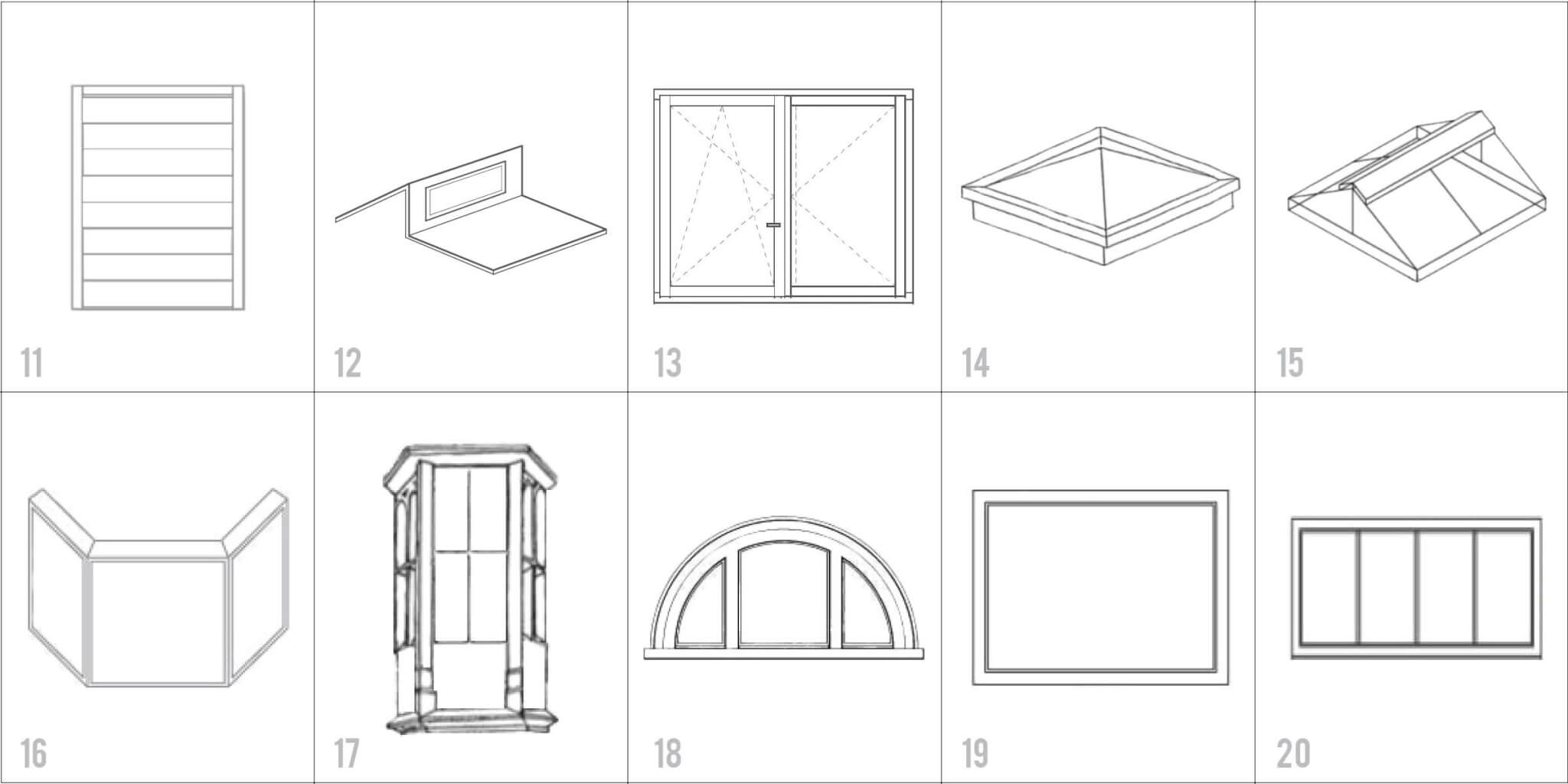 drawing large window