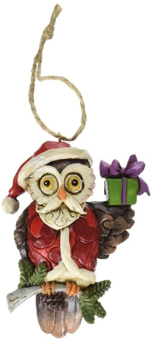 Ho Ho Ho Father Owl