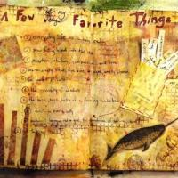 Art Journal Challenge: Favorite Things
