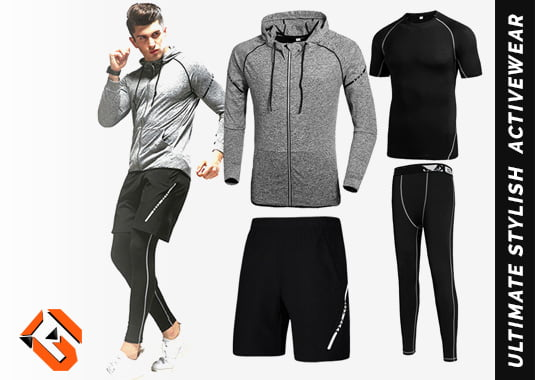 Mens ultimate active wear