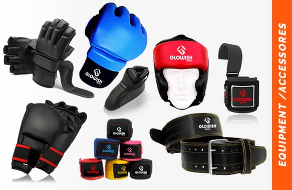 Equipments - Boxing - MMA Gear