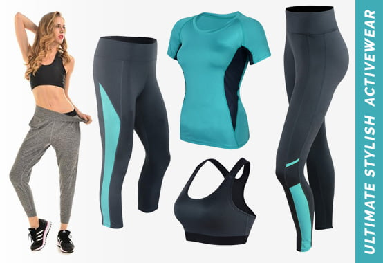 womens ultimate active wear