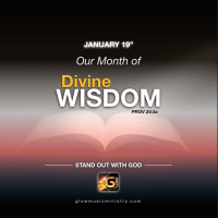 January 2019 - Month of Divine Wisdom