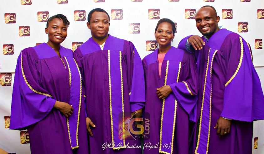 Glow Music Institute Graduates