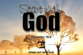 Glow Music Ministry – Start with God