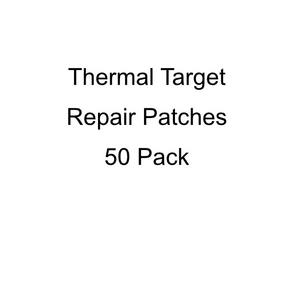 Glow Shot Brand Eagleye Australia Repair Patches for Thermal Scope Targets