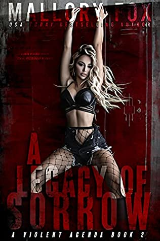 Book Cover: A Legacy of Sorrow by Mallory Fox