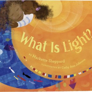 what is light book cover