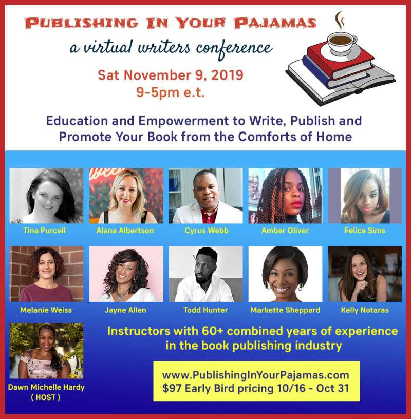 publishing in your pajamas