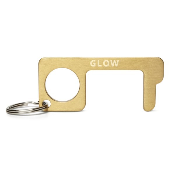 glow touch free tool close up