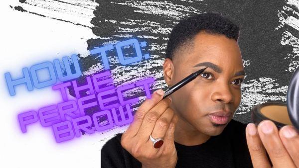 eyebrow makeup tutorial perfect the brow