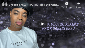 b rich beauty harris reed mac cosmetics