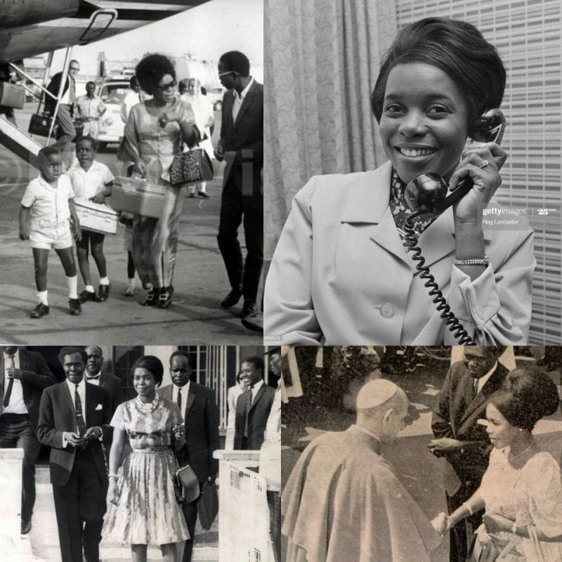 ugandan first-lady