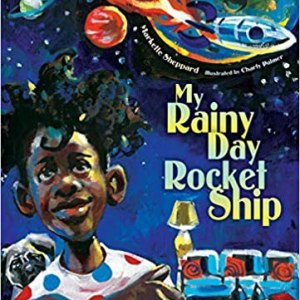 My Rainy Day Rocket Ship book cover