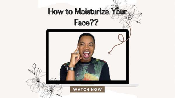 b rich beauty moisturize skin