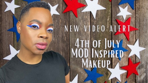 4th of july makeup b rich beauty