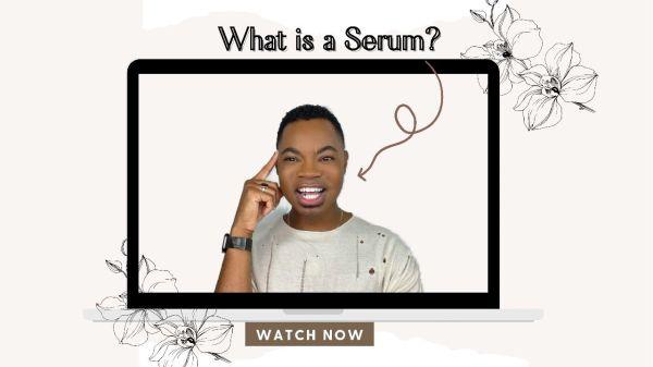beauty serum youtube thumbnail