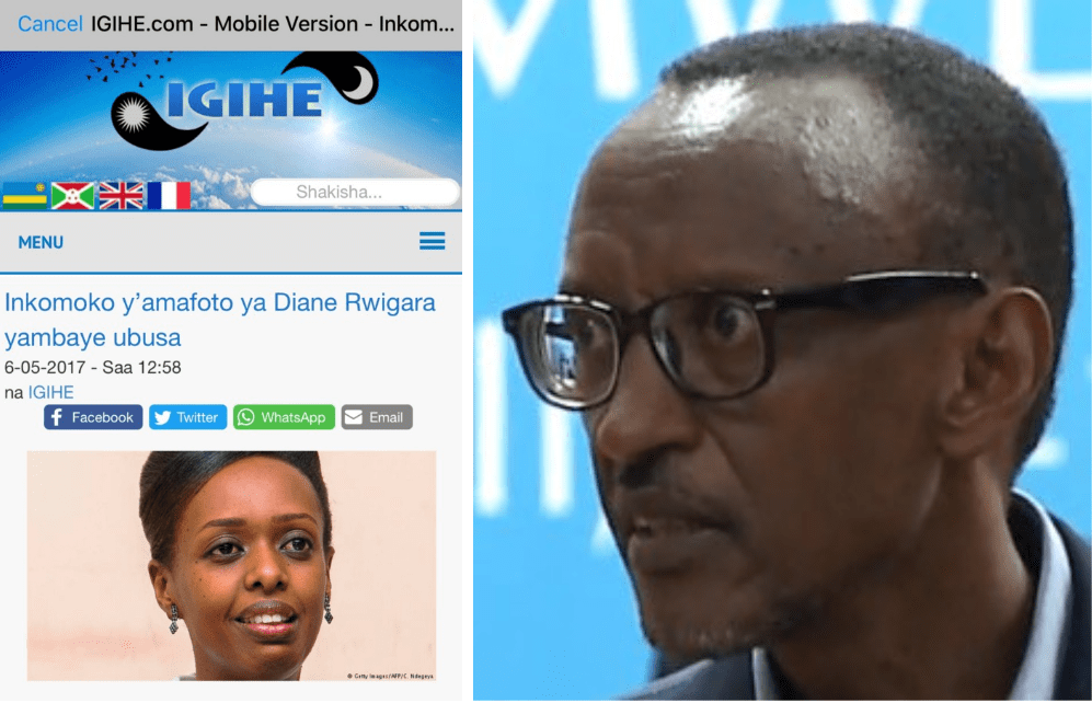 Kagame's Revenge No2 – The Rwigaras' Tobacco Business And Its Bank Accounts Seized