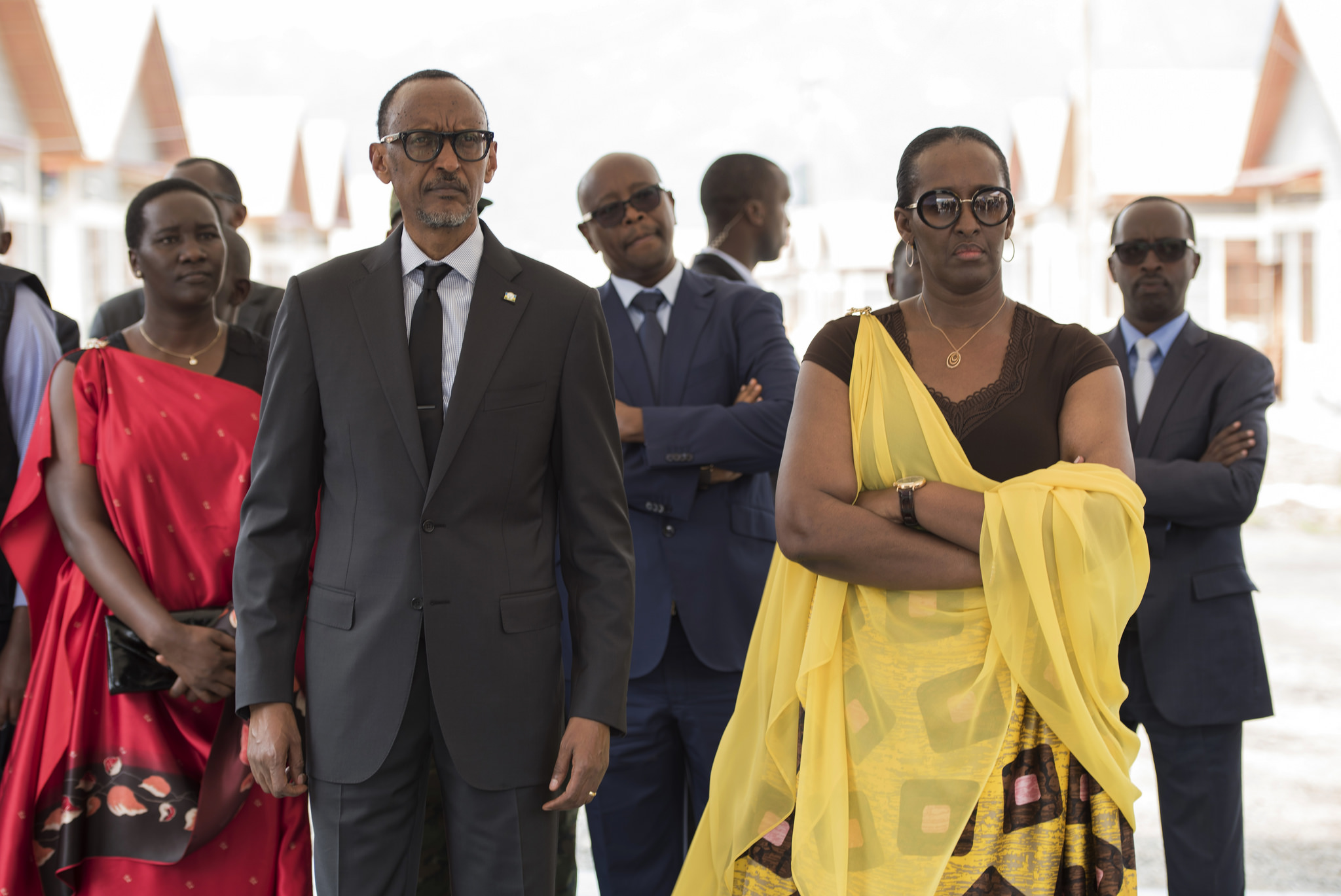 What Might Paul And Jeannette Kagame Be Thinking After The Fall Of The Mugabes?