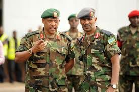 Breaking news: Unconfirmed reports that soldiers from the following units of criminal Kagame Kagame's junta army have crossed and are hiding in neighbouring countries.