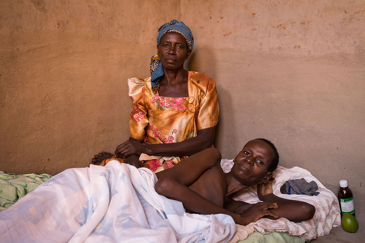 Waiting to die: Uganda's untreated cancer patients