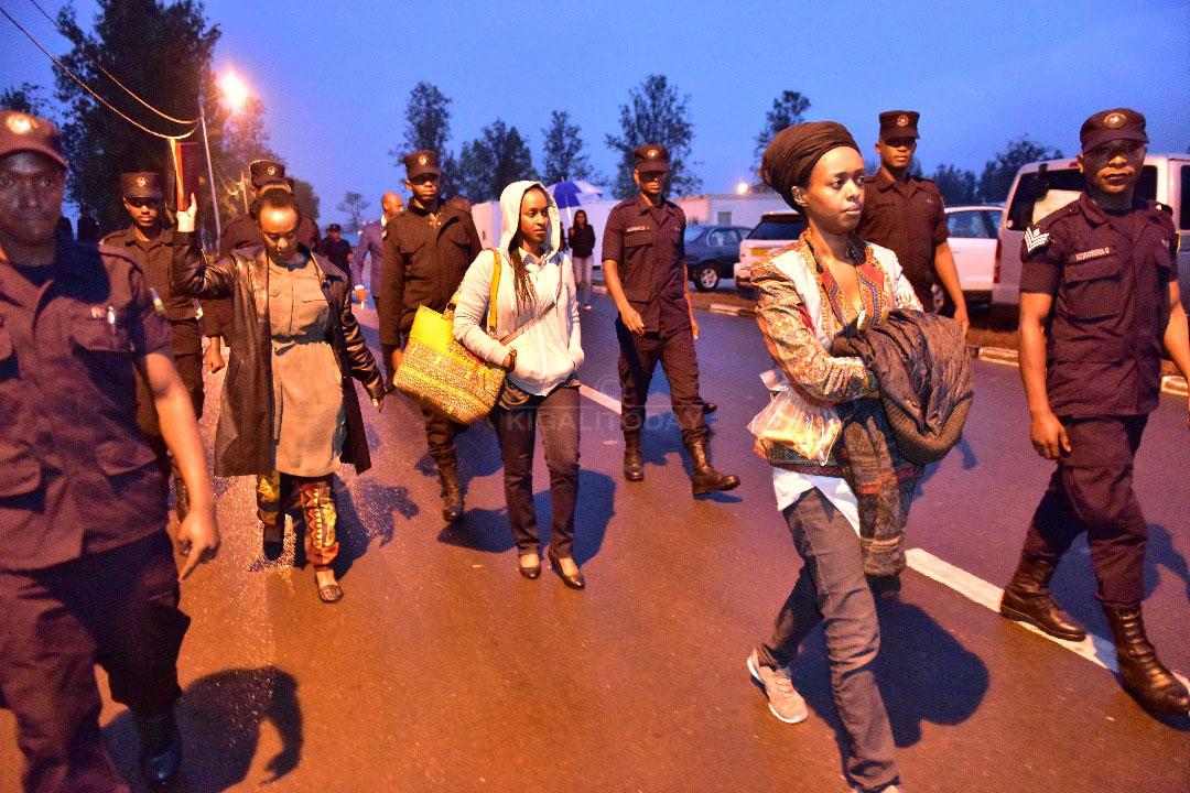 Washington Post: Africa Former Rwandan presidential aspirant Rwigara is arrested