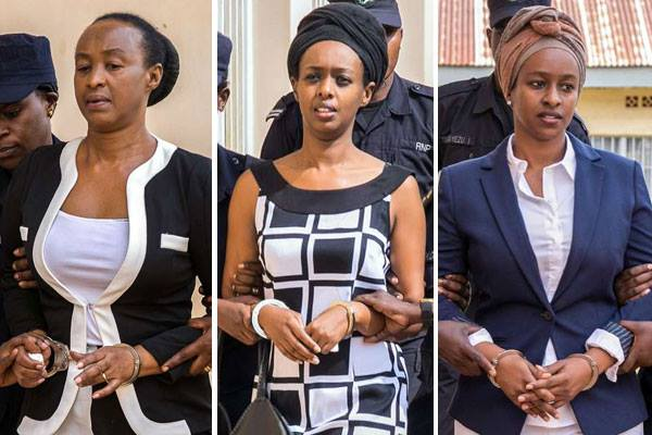 Is it Diane Shima Rwigara and her family on trial or Kagame and his Courts are on trial?