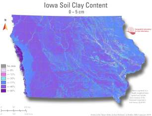 Soil Clay Content