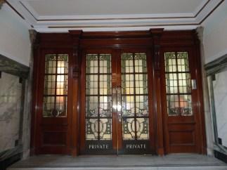 Mitchell Library internal doors