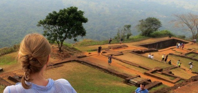 Sigiriya-lions-rock-hiking-trecking-wandern