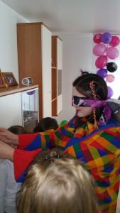 Kindergeburtstag Clown