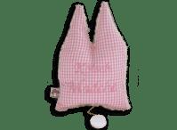 Spieluhr Kölsch Mädche in Form des Kölner Doms mit Namensstickerei