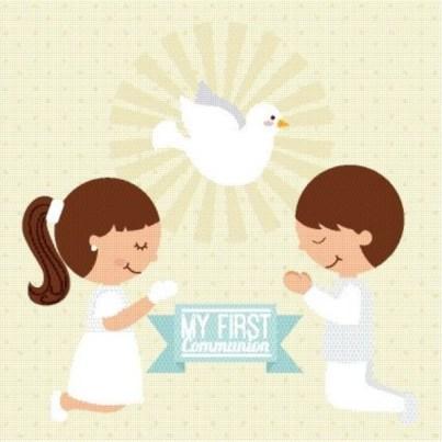 Geschenke zur Erstkommunion