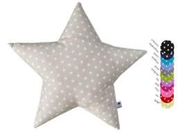 Hier gelangen Sie zu unseren Sternenkissen aus Sternenstoff in vielen verschiedenen Farben