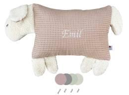 Schauen Sie Sich hier unser Kuscheltier Kissen Schaf in verschiedenen Farben an.