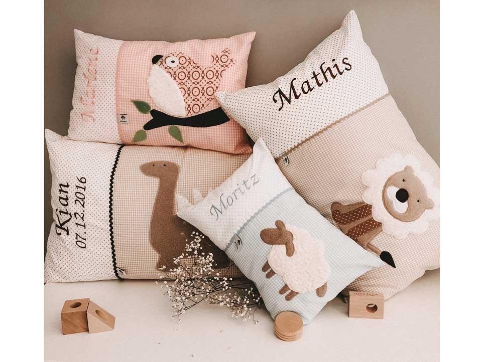 kuschelige Kissen für Kinder in großer Auswahl