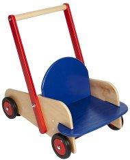 Haba-Lauflernwagen im Test